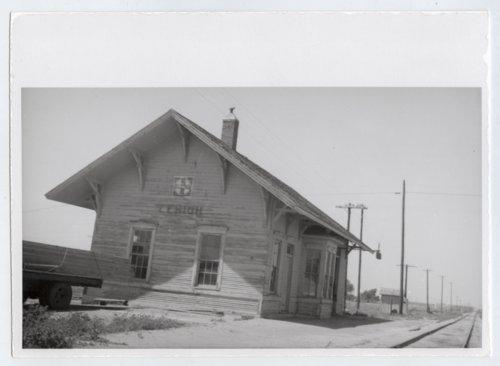 Atchison, Topeka and Santa Fe Railway Company depot, Lehigh, Kansas - Page