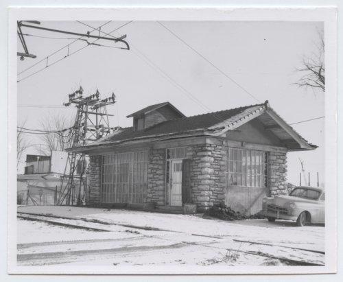 Kansas City, Kaw Valley depot, Muncie, Kansas - Page