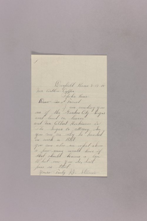 Garden City Sugar and Land Company Lease - Page