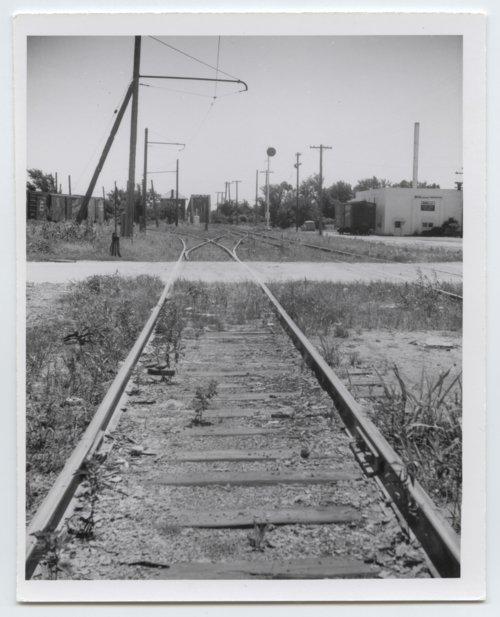 Kansas City, Kaw Valley and Atchison, Topeka & Santa Fe Railway Company's connection, Bonner Springs, Kansas - Page