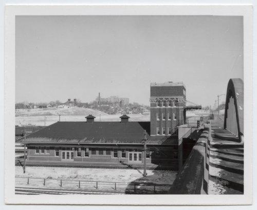 Union Pacific Railroad Company & Chicago, Rock Island & Pacific Railroad depot, Kansas City, Kansas - Page