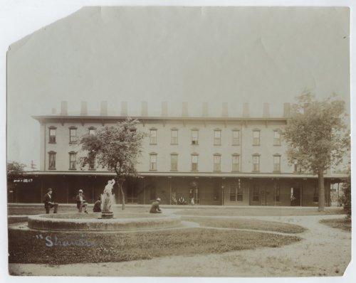 Union Pacific Railroad Company depot and hotel, Topeka, Kansas - Page