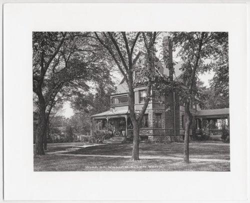 William Allen White house, Emporia, Kansas - Page