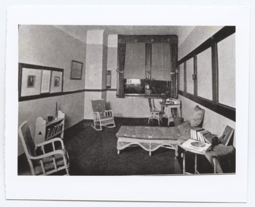 Mary Katherine White's rest room at Emporia Highschool - Page