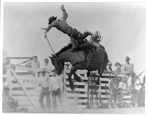 Flint Hills Rodeo - Page