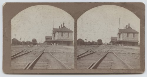 Chicago, Rock Island and Pacific Railroad, Herington, Kansas - Page