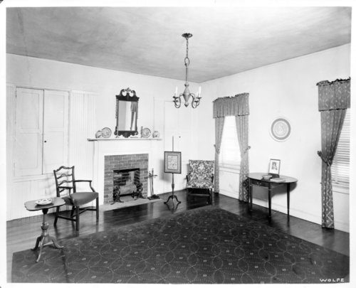 Colonial Dames room, Shawnee Indian Mission - Page