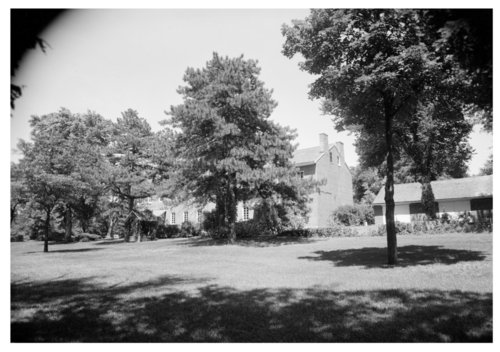 East Building, Shawnee Indian Mission - Page