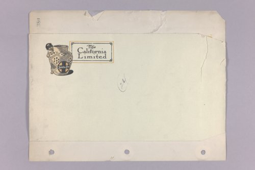 Atchison, Topeka and Santa Fe Railway Company Stationery - Page