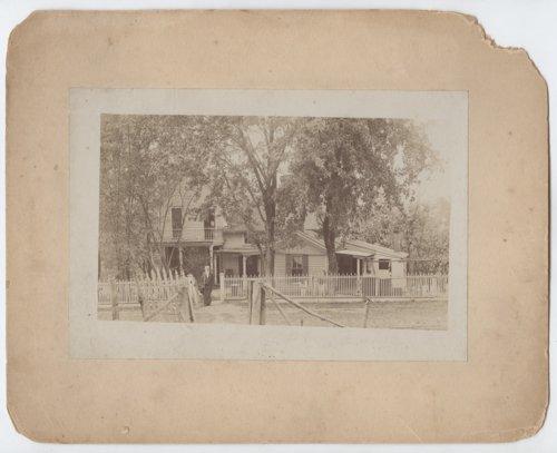 B. F. McDanield house - Page