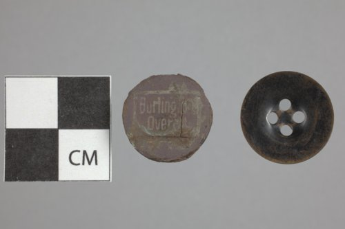 Buttons from the Mine Creek Civil War Battlefield, 14LN337 - Page