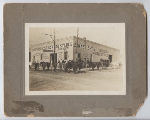Bonner Springs Livery Stable - Page