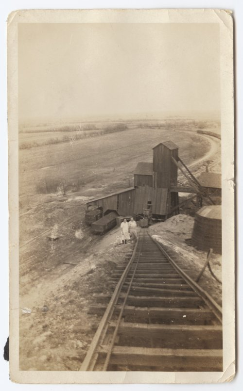 15 Mine in Crawford, Kansas - Page