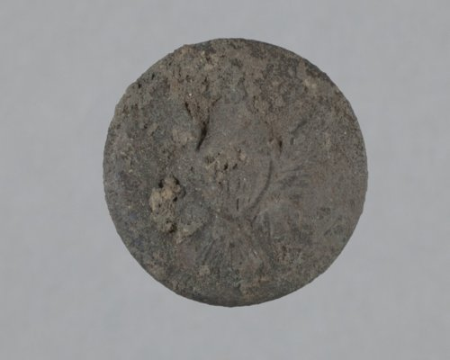 General Service Button from Fort Zarah, 14BT301 - Page