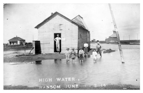 Flooding, Ransom, Kansas - Page