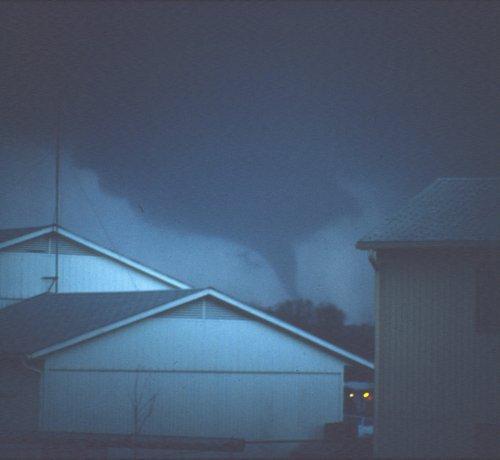 Tornado near Stull, Douglas County, Kansas - Page