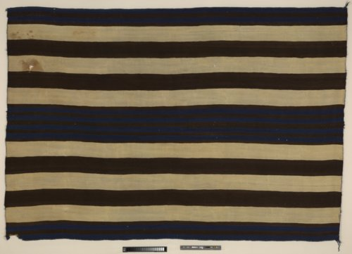 Navajo chief's blanket - Page