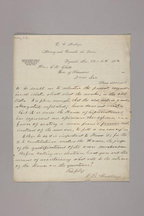 Alphabetical correspondence, H - Page