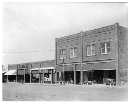 Vermont Street, Ransom, Kansas - Page