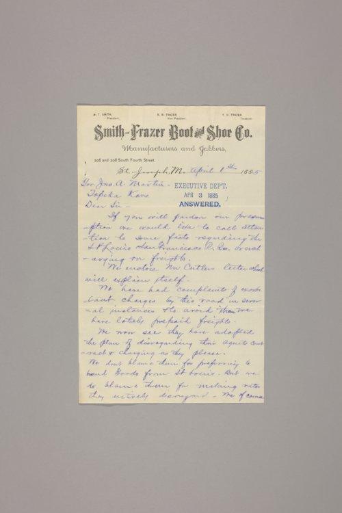 April 1885 - Page