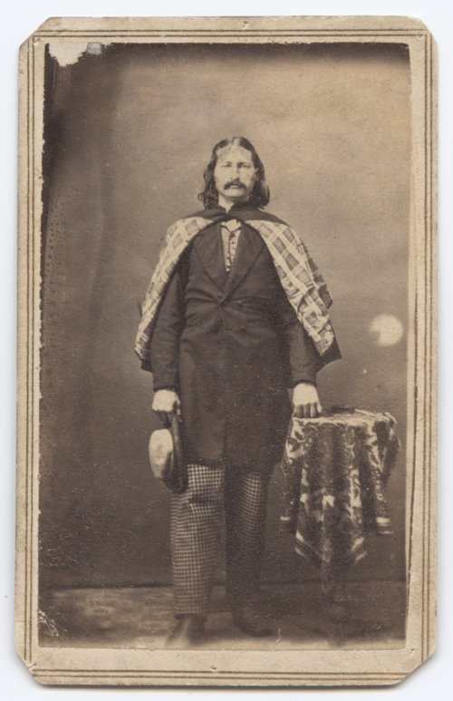 "James Butler ""Wild Bill"" Hickok - Page"