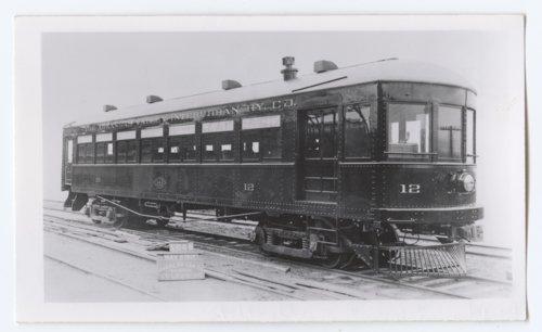 Arkansas Valley Interurban Railway Company, Wichita, Kansas - Page