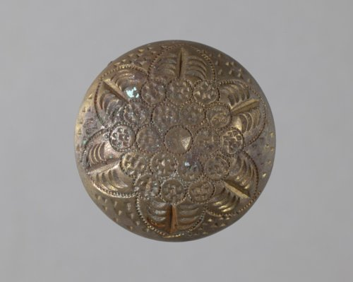 Gilt Button from Fort Zarah, 14BT301 - Page