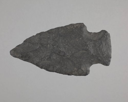 Basalt Expanding Stem Dart Point from the Ade Site, 14MP311 - Page