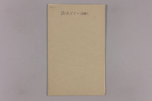 Martha Farnsworth diary - Page