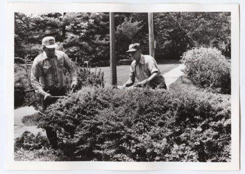 Plant Operations staff, Menninger Clinic, Topeka, Kansas - Page