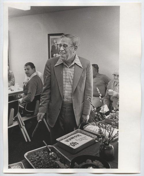 Homer Jameson, Menninger Clinc, Topeka, Kansas - Page