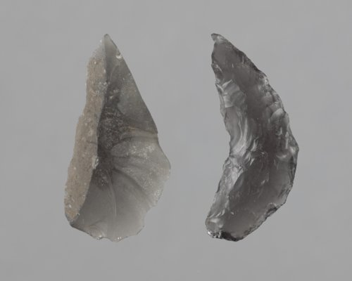 Obsidian from the Paint Creek Site, 14MP1 - Page
