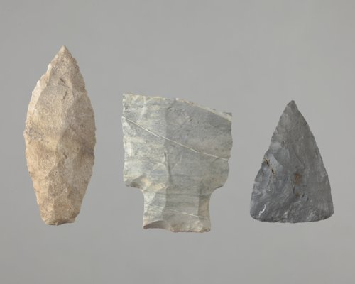 Lithic Tools from 14WY405 - Page