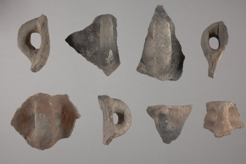 Loop Handle Sherds from McPherson County - Page
