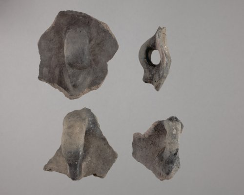 Decorated Loop Handle Sherds from McPherson County - Page