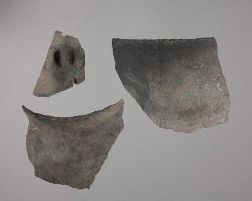 Decorated Vessel Sherds from McPherson County - Page
