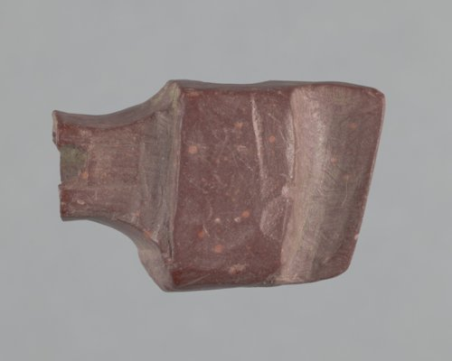 Pipestone Pipe from the Doniphan Site, 14DP2 - Page