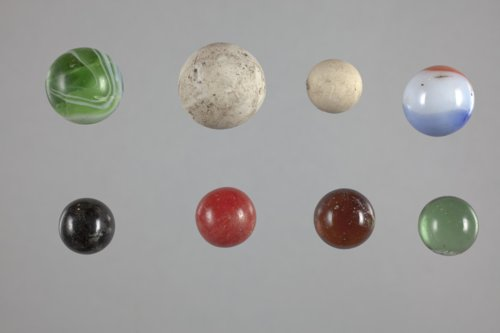 Marbles from Constitution Hall, 14DO321 - Page