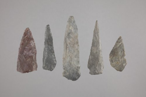 Alternately Beveled Knives from the Paint Creek Site, 14MP1 - Page