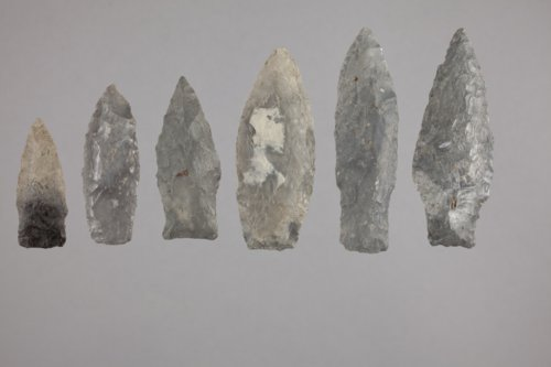 Munkers Creek Dart Points from the Elliott Site, 14GE303 - Page