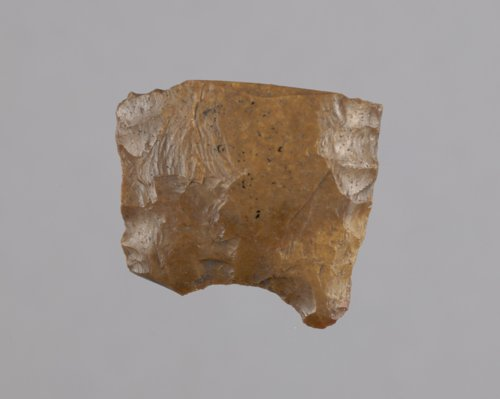 Paleoindian Projectile Point Base from Dickinson County - Page