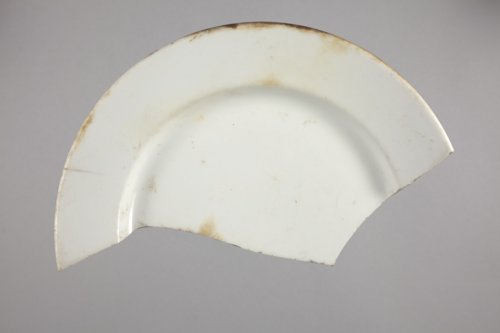Dinner Plate from the Camp Falington Dump, 14CW338 - Page