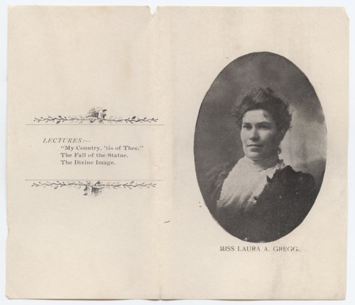 Laura A. Gregg - Page