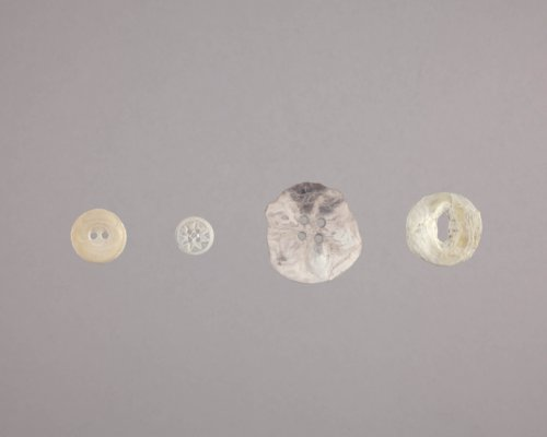 Shell Buttons from the Mahaffie Farmstead and Stagecoach Stop, 14JO356 - Page