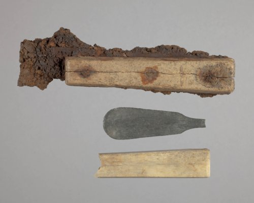 Flatware and Utensil Fragments from the Union Pacific Railroad Depot Site, 14DO324 - Page