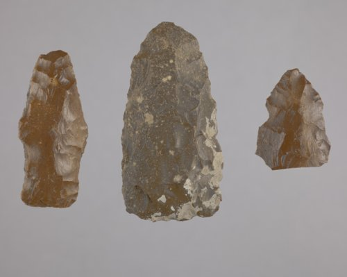 Chipped Stone Artifacts from the Garret Site, 14TO327 - Page