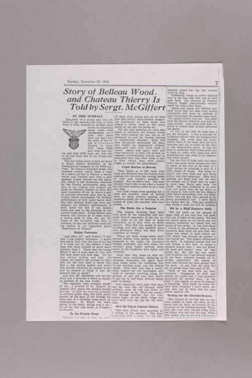 Martha Farnsworth diary items found - Page