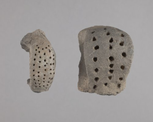Handle Sherds from the Tobias Site, 14RC8 - Page
