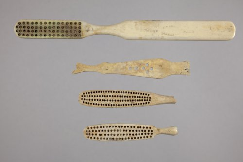 Toothbrushes and a Toiletry Brush from Fort Hays, 14EL301 - Page