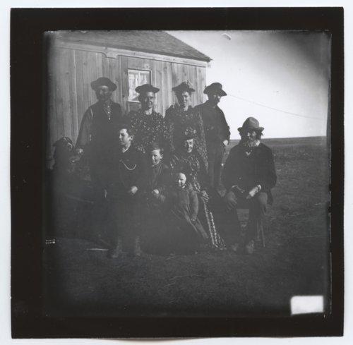 Family, Elllis, Kansas - Page